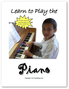 Piano ebook